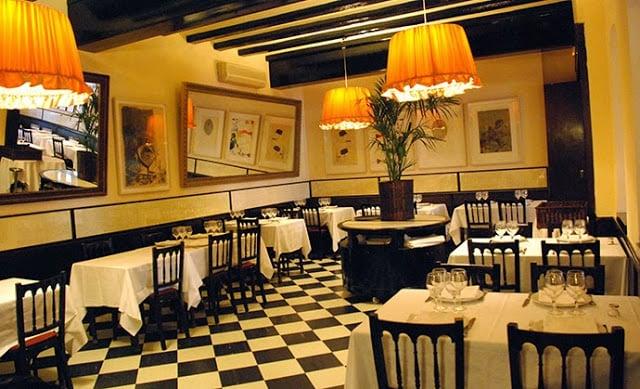Restaurante 7 Portes em Barcelona