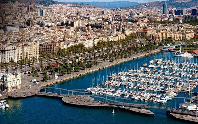 Orla de Barcelona