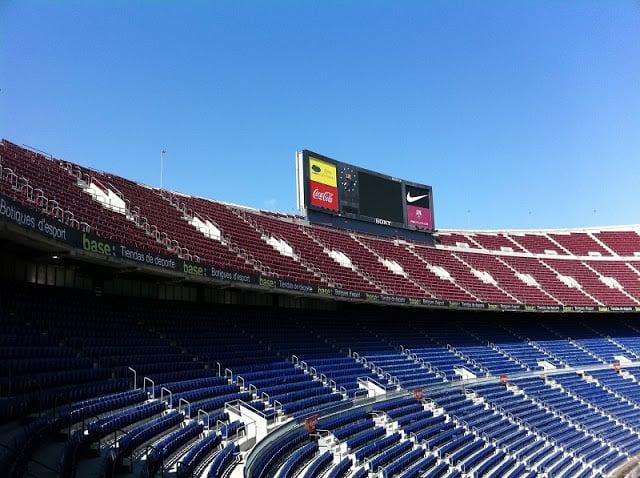 Dica para comprar os ingressos do Tour pelo Camp Nou