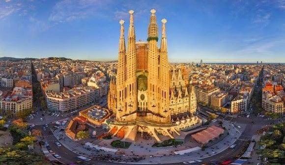 Roteiro Gaudí - Sagrada Família em Barcelona