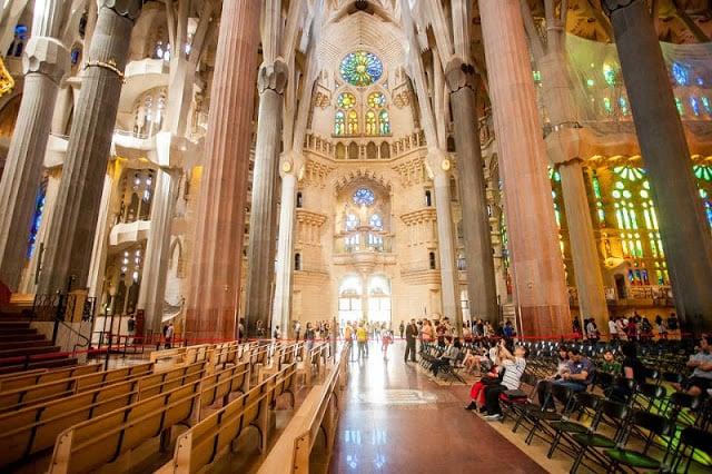 Ingressos mais baratos para as atrações turísticas - Sagrada Família