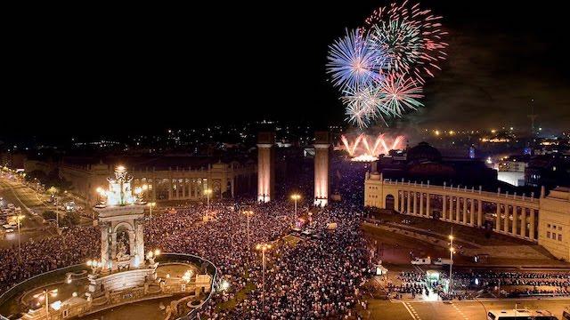Ano Novo em Barcelona (2018-2019)