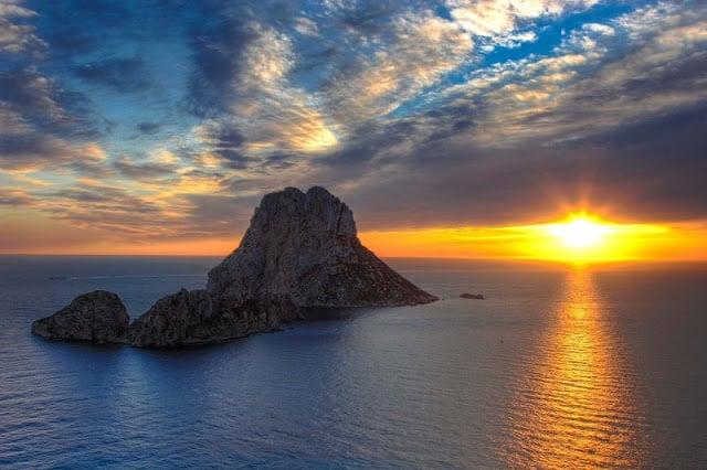 Ilha Es Vedrá em Ibiza