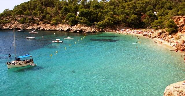 Ibiza - passeio de barco