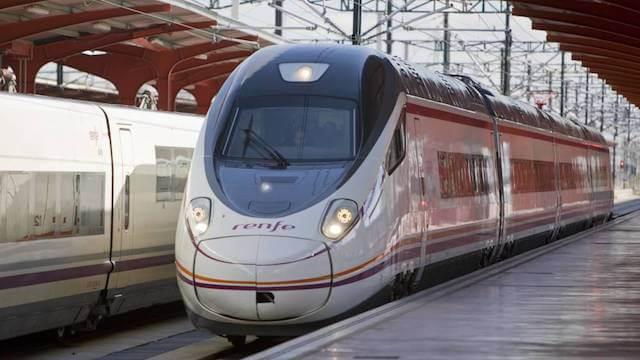 Viagem de trem Renfe