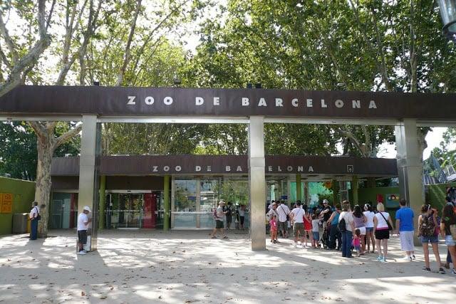 Entrada Zoo de Barcelona