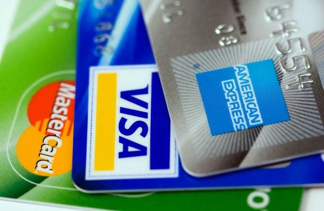 Diferentes formas de pagamento do chip pré-pago