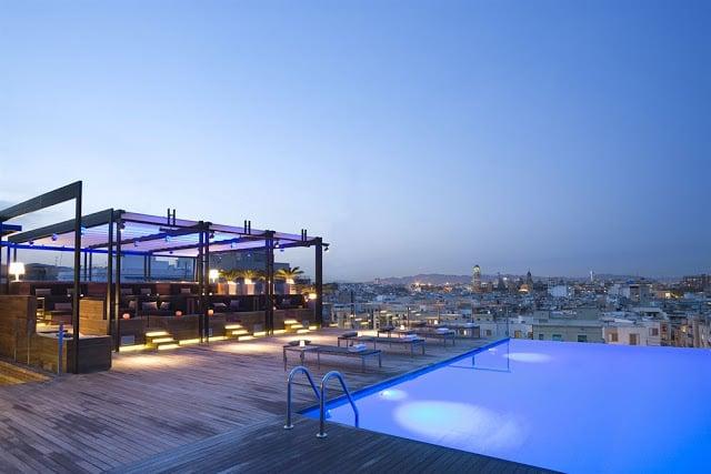 Hotéis românticos em Barcelona - Grand Hotel Central