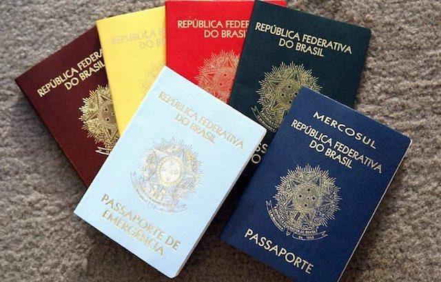 Passaporte para entrar em Barcelona