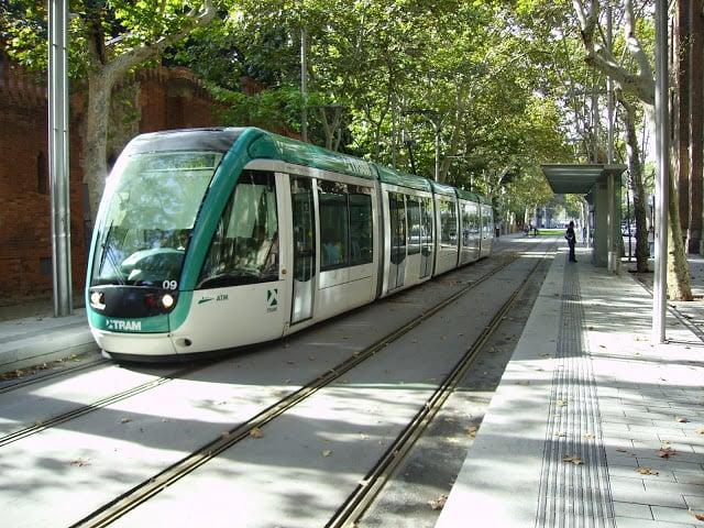 Como se locomover em Barcelona