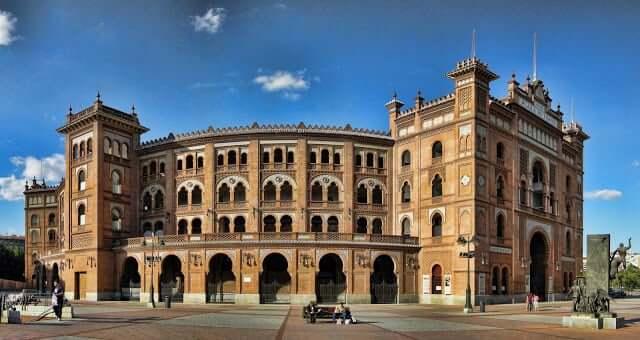 Plaza Toros Madri