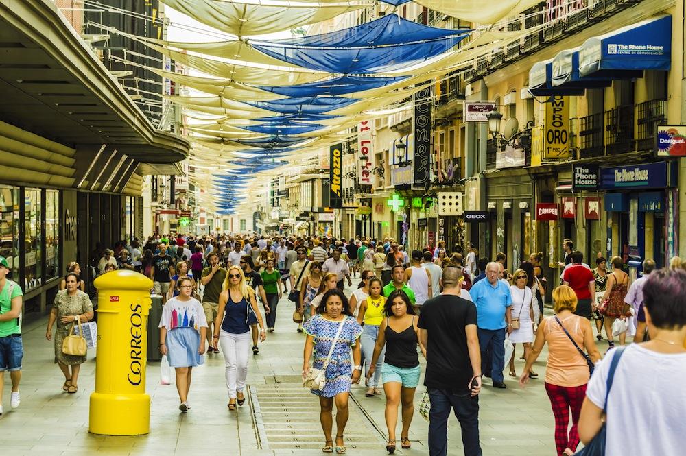 Lojas em Madri