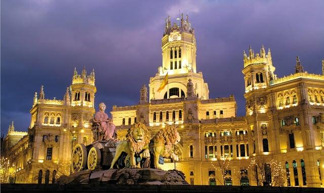 Onde comprar roupa em Madri