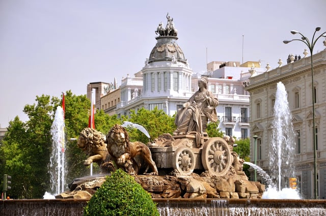 Catedral de la Almudena - Madri