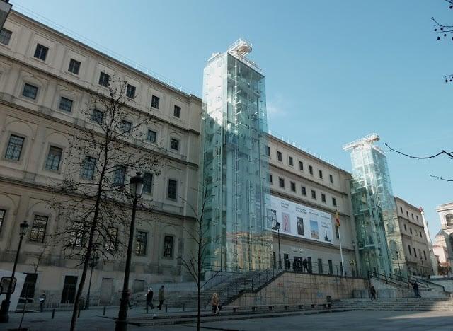 Museu Nacional Centro de Reina Sofia