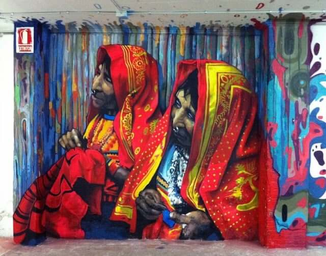 Grafites Poblenou