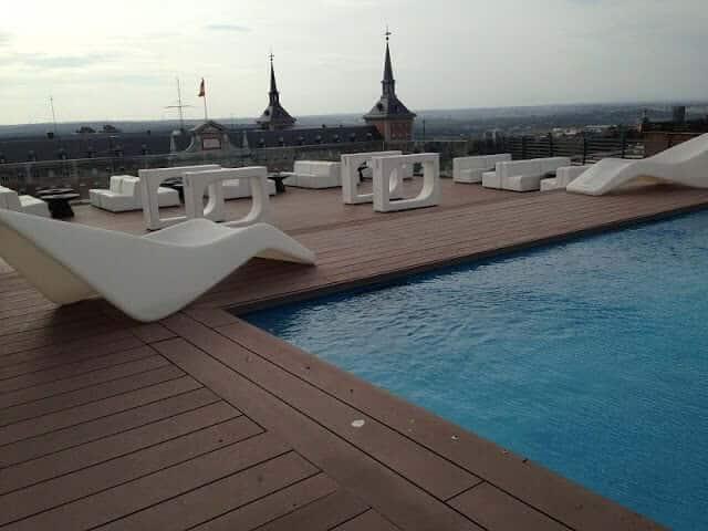 Melhores hotéis em Madri
