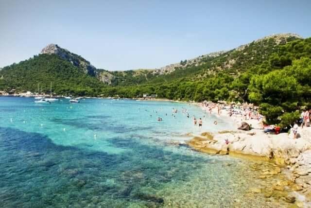 Praia de Formentor - Maiorca
