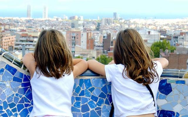 Passeios com crianças em Barcelona