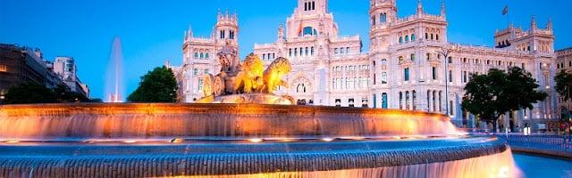 Hotéis bons e baratos em Madri