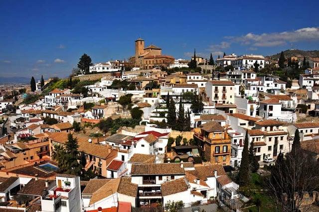 Roteiro de quatro dias em Granada