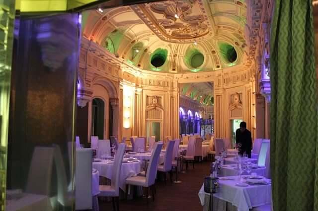 Restaurantes em Madri - La Capilla de la Bolsa