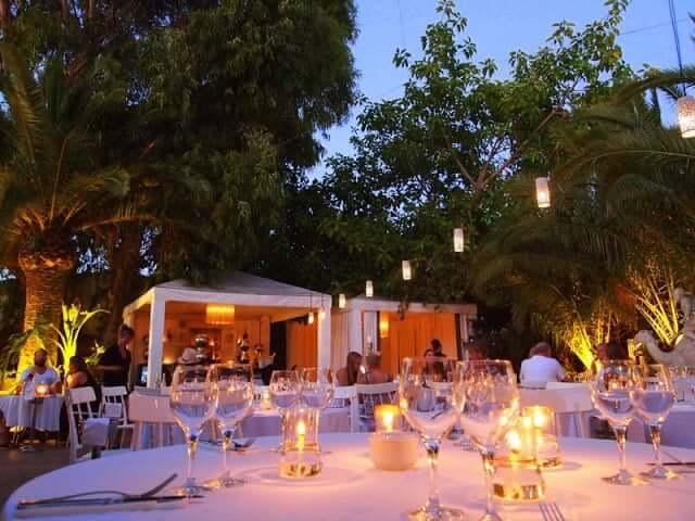 Restaurante El Ayoun em Ibiza - Encerrado