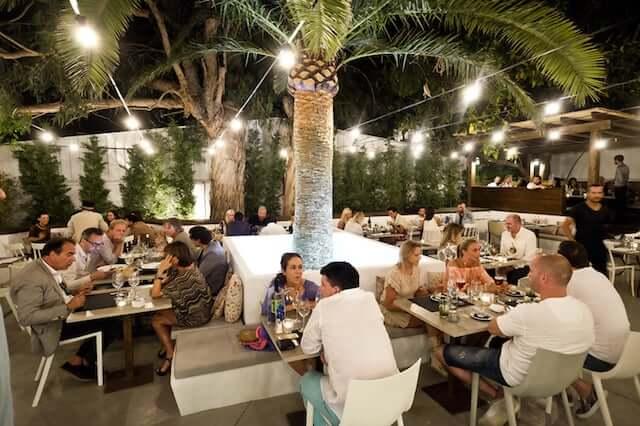 Restaurante La Belle Ibiza