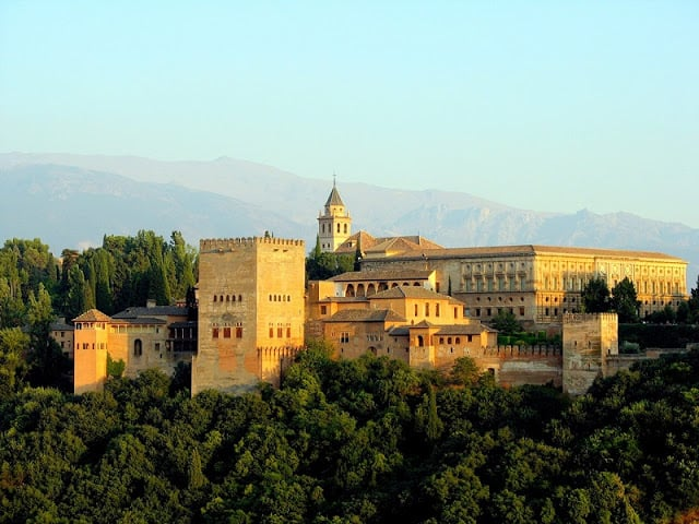 La Alhambra em Granada