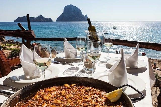 Melhores restaurantes em Ibiza