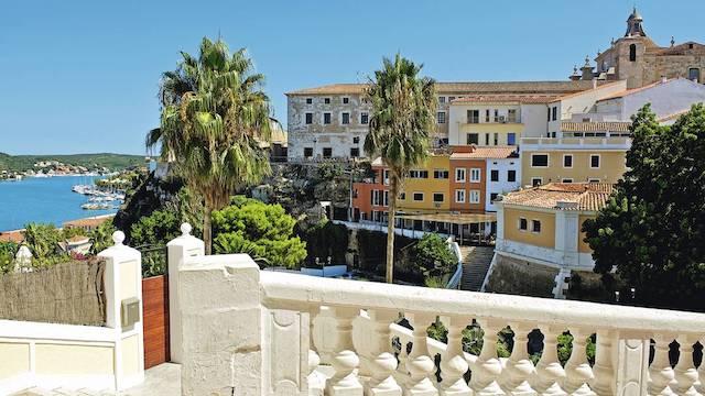Capital de Menorca: Mahón