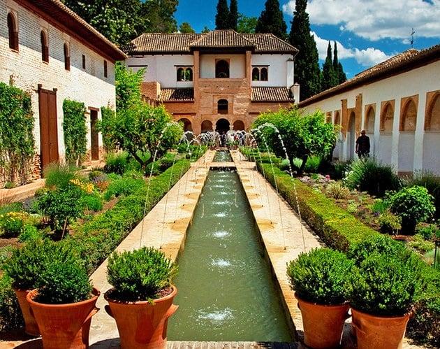 Generalife em Granada