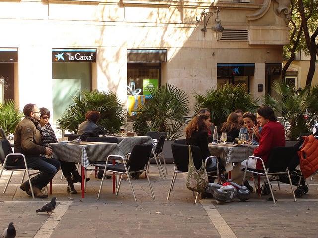 10 Cafeterias e Refeições Leves em Barcelona