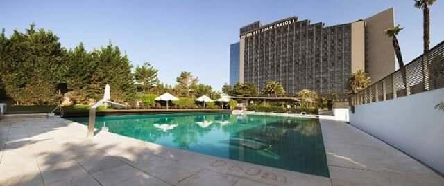 Hotel Rey Juan Carlos I em Barcelona