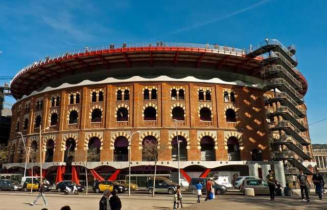 Plaça Comercial em Barcelona