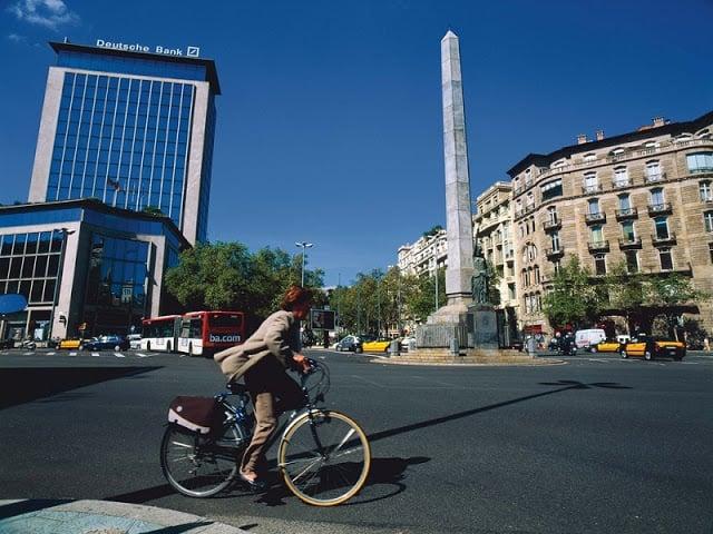 Diagonal de Bicicleta