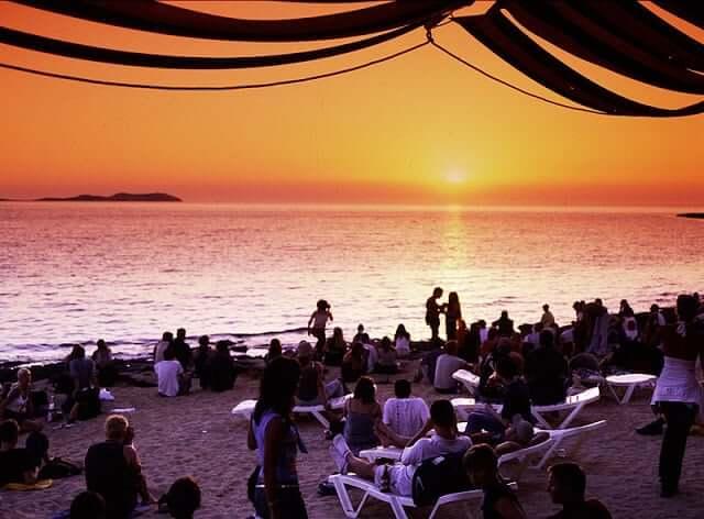 Passear em Sant Antoni - Café del Mar