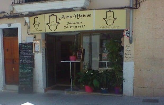 Restaurante A ma Maison em Maiorca