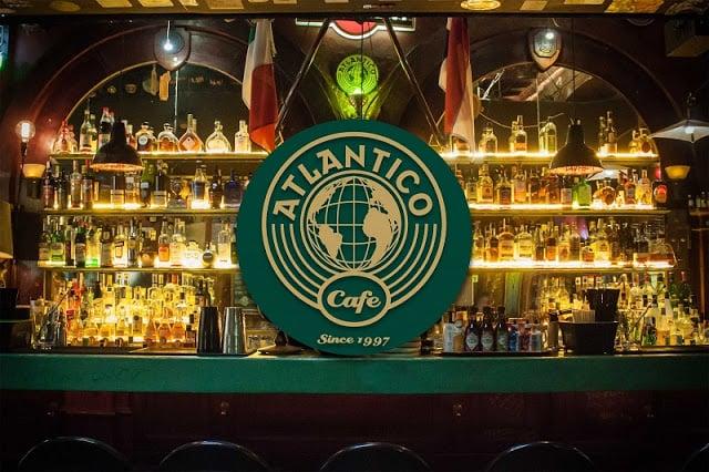 Cafe Atlantico Cocktail Bar em Maiorca