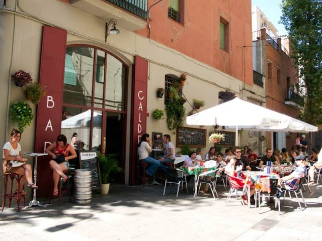 Bar Calders em Barcelona