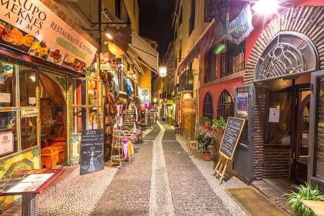 Melhores bares em Granada