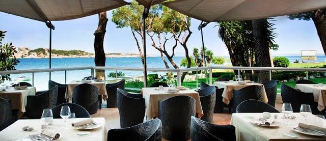 Restaurante em Maiorca
