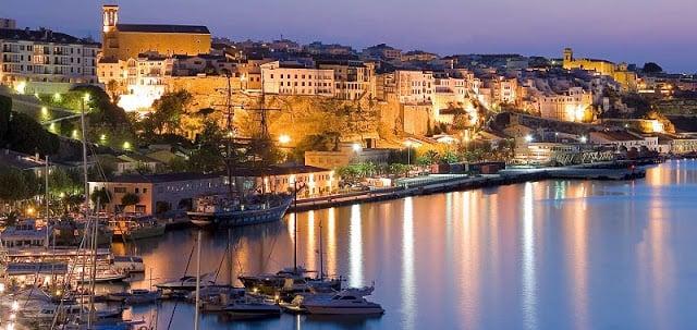 Melhores bares em Menorca