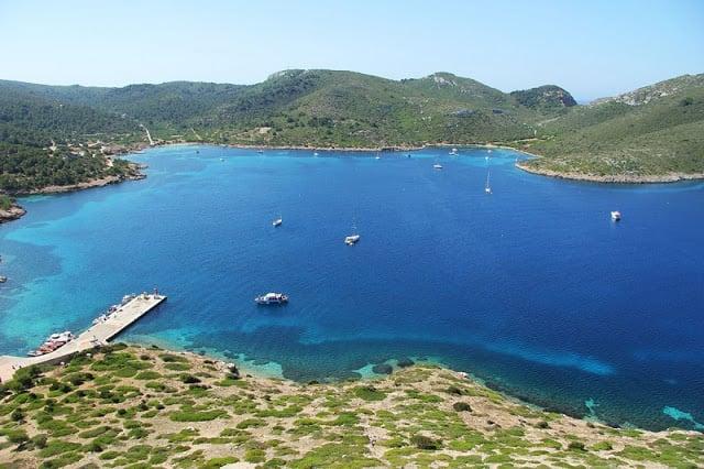 Ilha de Cabrera