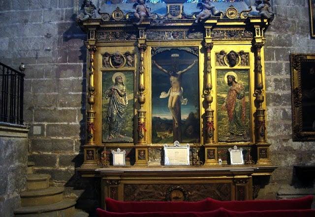 Capelas da Catedral - Capela de Santa Ana