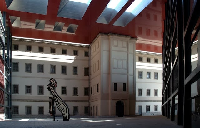 Visita ao Museu Reina Sofia em Madri