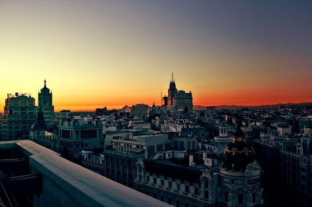 Dicas de hotéis em Madri