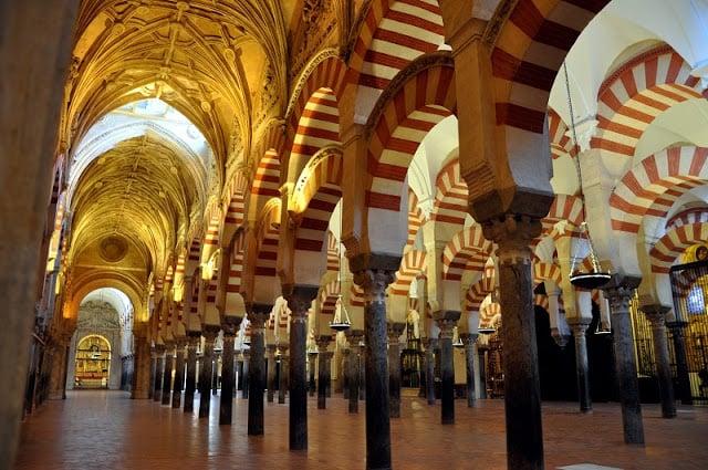 Elementos da Mesquita de Córdoba