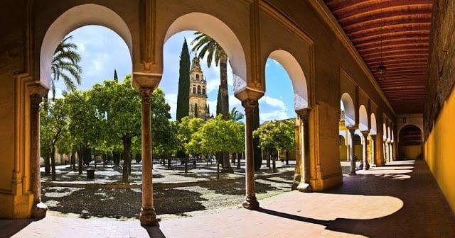Pátio de los Naranjos - Catedral de Córdoba