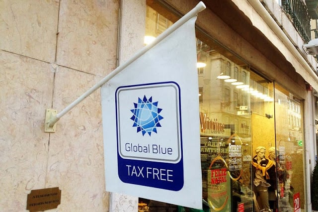 Tax Free nas lojas em Barcelona